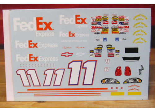 #11 FedEx Express Denny Hamlin 2006 Powerslide