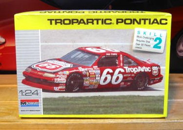 #66 Trop Artic Dick Trickle 1990 Monogram Kit Sealed