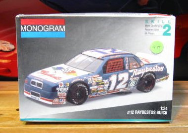 #12 Raybestos HutStricklin 1991 Buick Monogram Kit Sealed