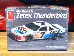 # 7 Zerex Alan Kulwicki 1990 AMT Kit Sealed