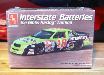 #18 Interstate Dale Jarrett 1992 Lumina AMT Kit