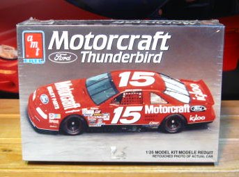 #15 Motorcraft Geoff Bodine 1993 Thunderbird AMT Kit Sealed
