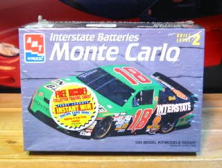 #18 Interstate Bobby Labonte 1995 Monte Carlo AMT Kit