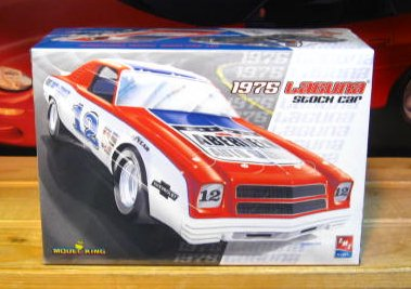 Model King 1975 Laguna S-3 Stock Car Kit Sealed