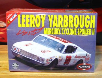 #98 Leeroy Yarbrough Mercury Cyclone Polar Lights Kit