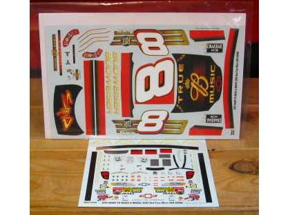 # 8 Bud True Music Dale Earnhardt Jr 2003 JWTBM