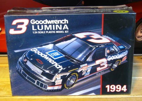 # 3 Goodwrench Dale Earnhardt 1994 Lumina Sports Image Kit