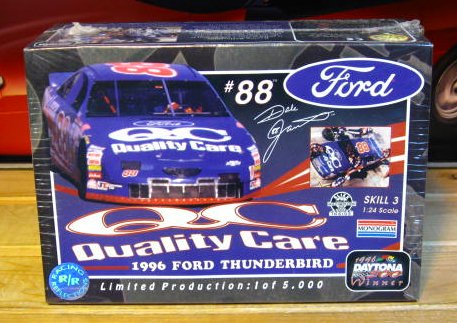 #88 Quality Care Dale Jarrett Racing Reflections Kit Sealed