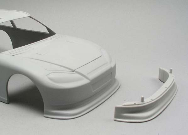 Resin Parts 2011/12 Impala Nose Conversion Mobay Designs