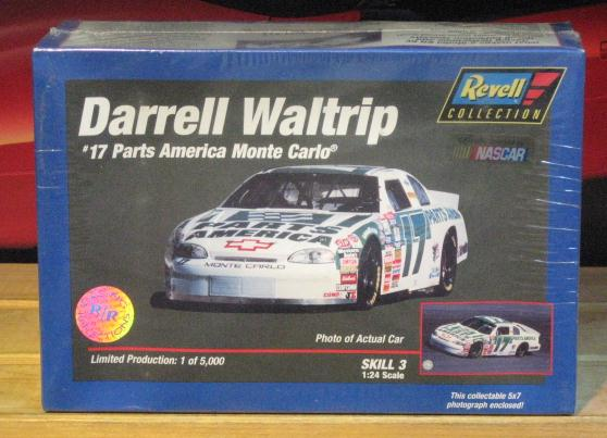 #17 Gatorade Colors Darrell Waltrip 1997 Racing Reflections Kit