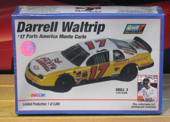 #17 Pepsi Colors Darrell Waltrip 1997 Racing Reflections Kit