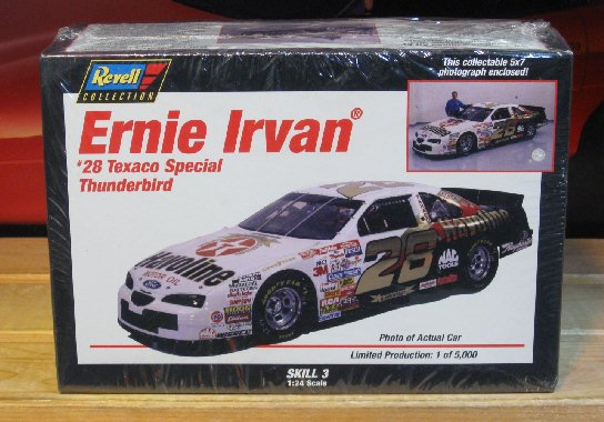 #28 Havoline Retro Ernie Irvan 1997 Racing Reflections Kit