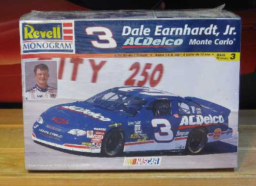 # 3 AC Delco Dale Earnhardt Jr 1998 Revell Kit Sealed