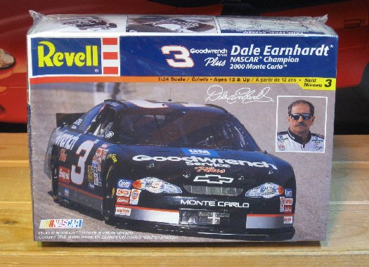 # 3 Goodwrench Dale Earnhardt 2000 Monte Carlo Kit Sealed