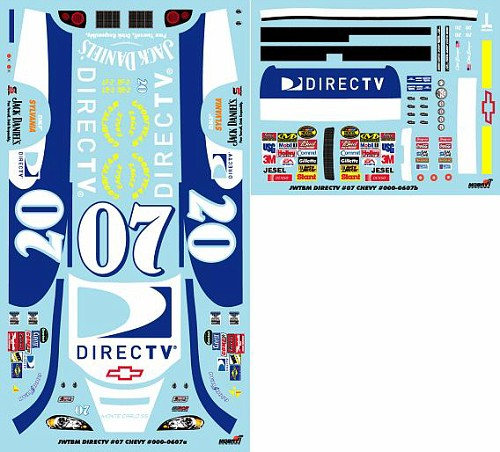 # 07 Direct TV Clint Bowyer 2006 JWTBM