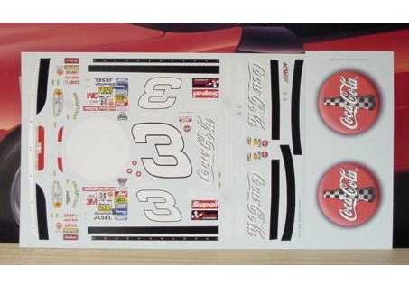 # 3 Coca Cola Dale Earnhardt 1998 Japan JWTBM