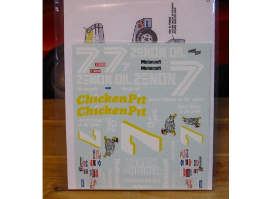 # 7 Chicken Pit/Zenon Oil Stroker Ace Powerslide