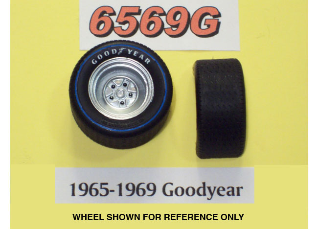 PPP 6569G 1965-69 Goodyear Tires