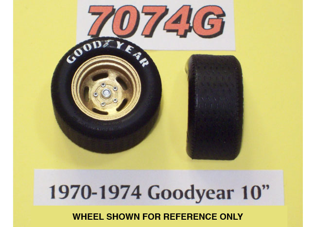 PPP 7074G 1970-74 Goodyear Tires