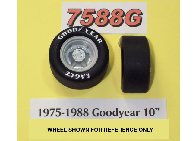 PPP 7588G 1975-1988 Goodyear Tires