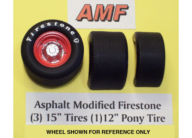 PPP AMF Asphalt Modified Firestone Tires