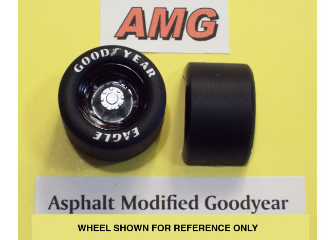 PPP AMG Asphalt Modified Goodyear Tires