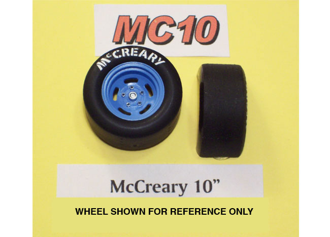 "PPP MC10 McCreary 10"" Tires"