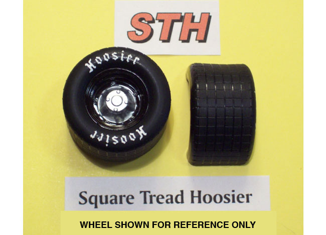 PPP STH Square Tread Hoosier Tires