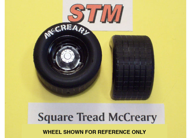 PPP STM Square Tread McCreary Tires